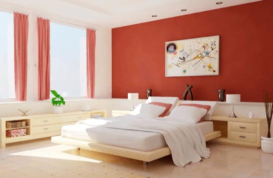 Ý Nghĩa Của Màu Sắc Đối Với Phòng Ngủ