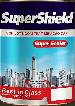 SƠN LÓT NGOẠI THẤT SIÊU CAO CẤP SUPERSHIELD SUPER SEALER 1