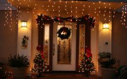Sơn nhà đẹp chào Giáng sinh, đón Năm mới