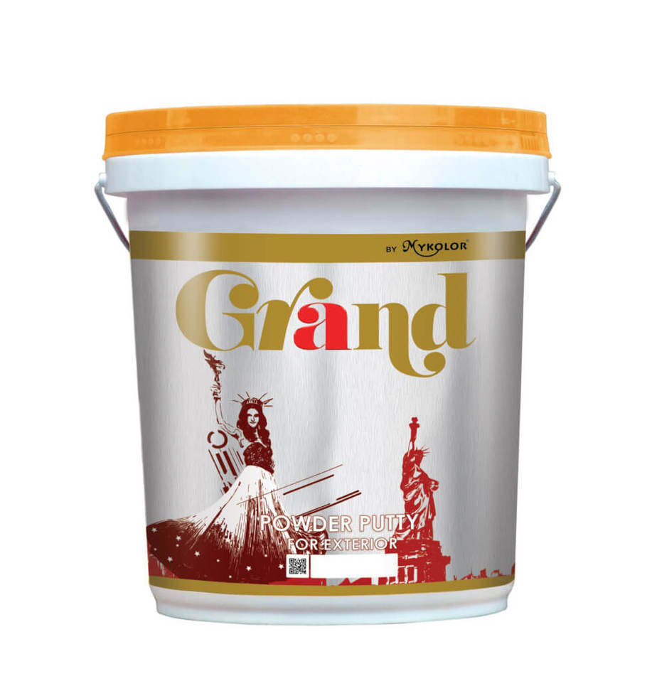MYKOLOR GRAND POWDER PUTTY FOR EXTERIOR 1