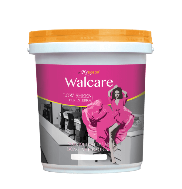 MYKOLOR WALCARE LOW-SHEEN FOR INTERIOR 1