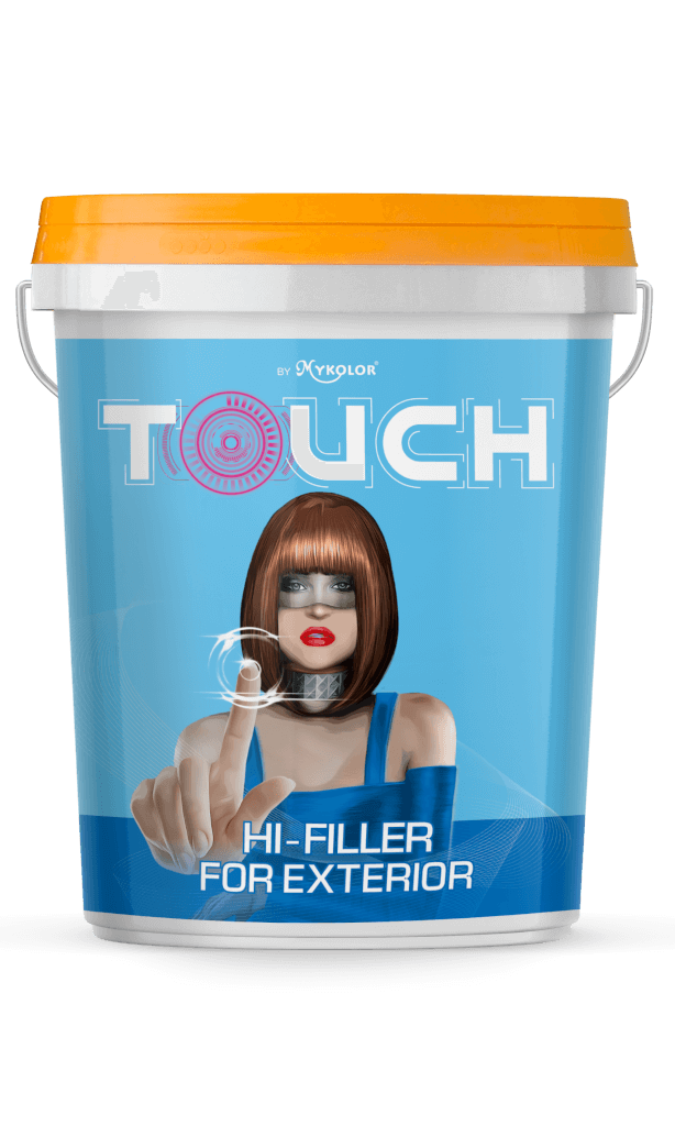 MYKOLOR TOUCH HI-FILLER FOR EXTERIOR 1