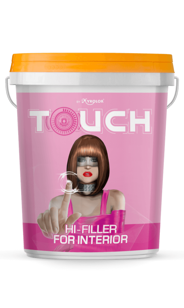 MYKOLOR TOUCH HI-FILLER FOR INTERIOR 1