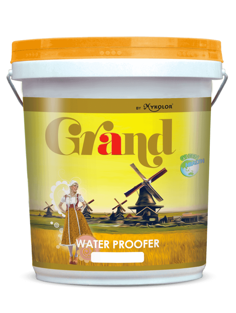 MYKOLOR GRAND WATERPROOF CEMENT-BASED FOR EXTERIOR 1