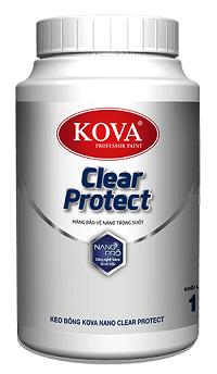 KEO BÓNG CAO CẤP KOVA NANO CLEAR PROTECT 1