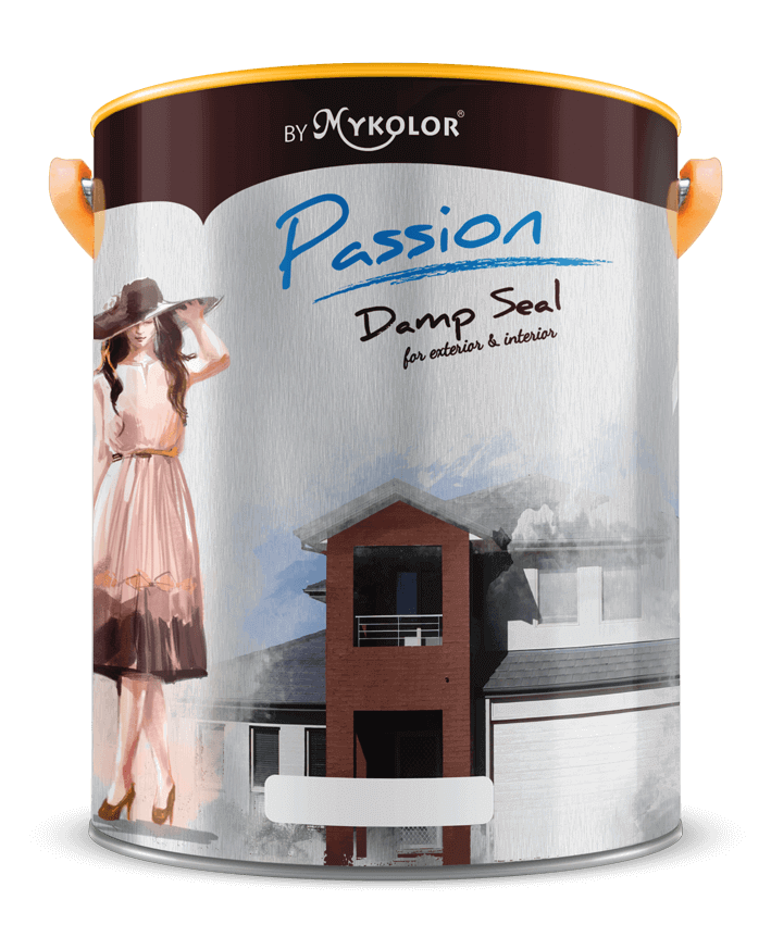 MYKOLOR PASSION DAMP SEALER FOR EXTERIOR & INTERIOR 1