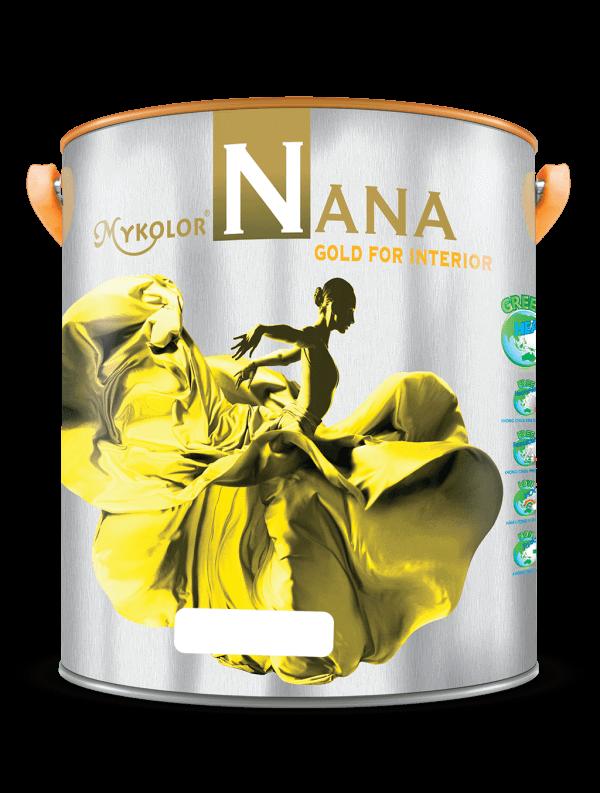 MYKOLOR NANA GOLD FOR INTERIOR 1