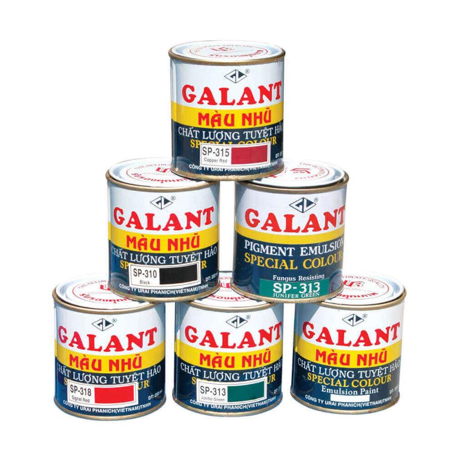 SƠN VẼ GALANT 1