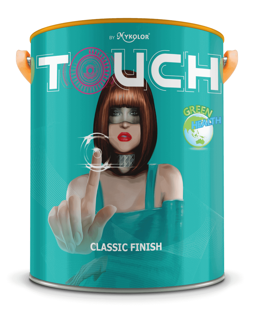 MYKOLOR TOUCH CLASSIC FINISH 1