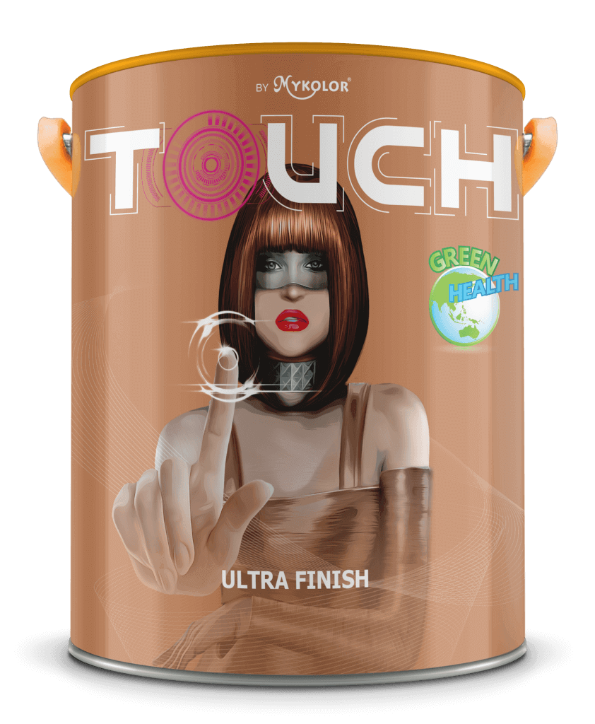 MYKOLOR TOUCH ULTRA FINISH 1