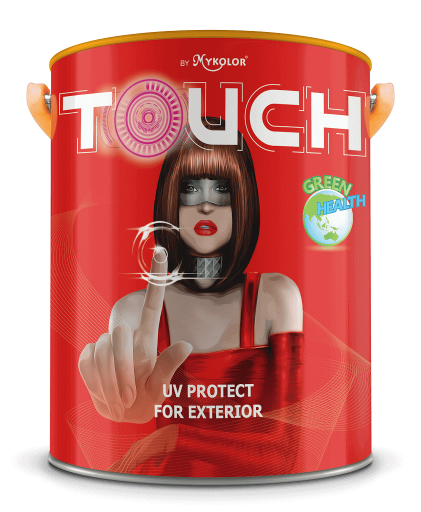 MYKOLOR TOUCH UV PROTECT FOR EXTERIOR 1