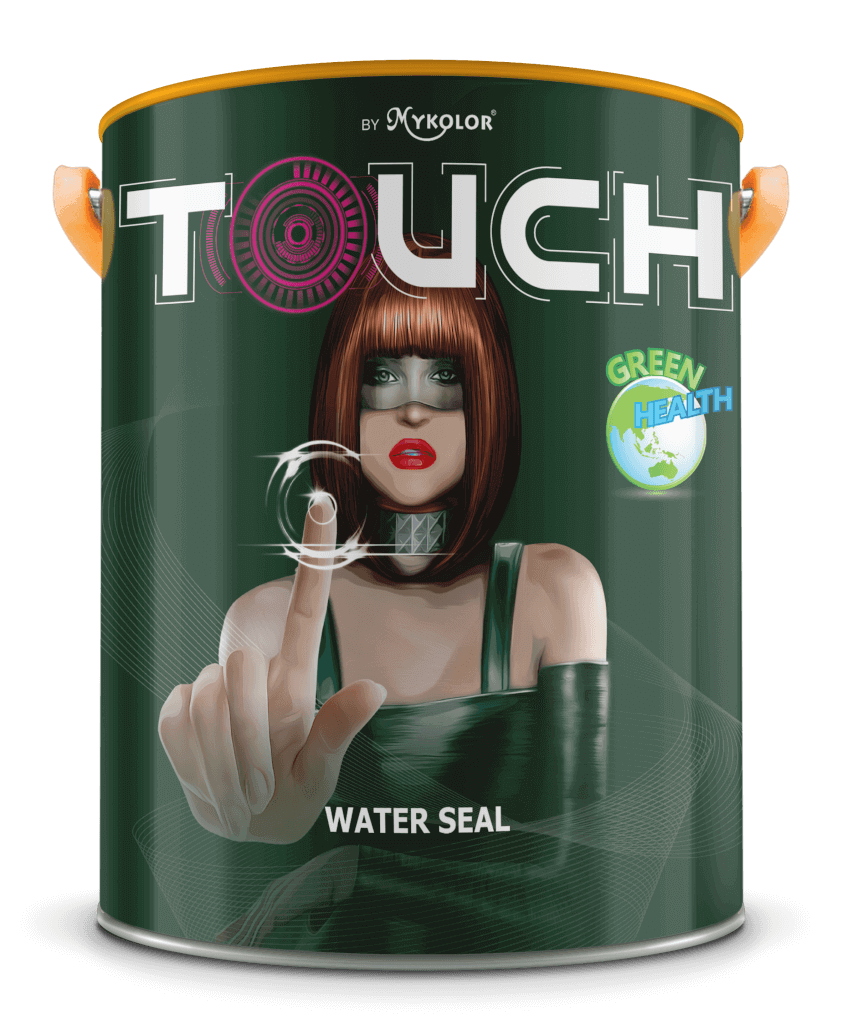 MYKOLOR TOUCH WATER SEAL 1