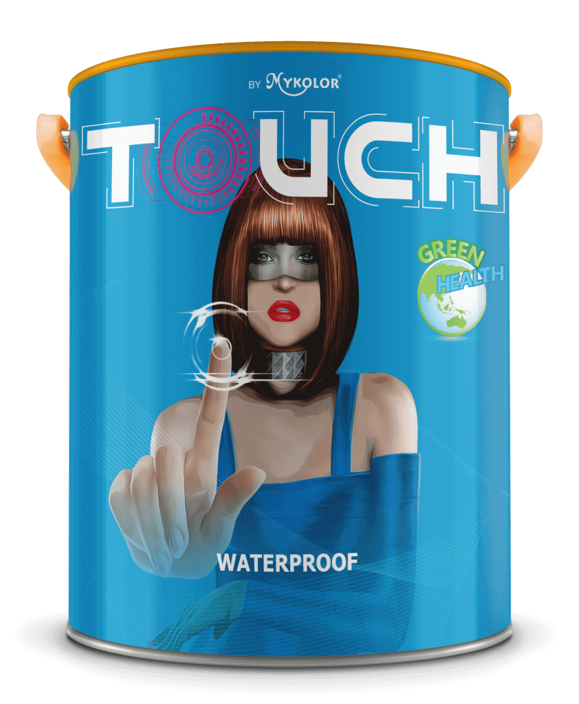 MYKOLOR TOUCH WATERPROOF 1