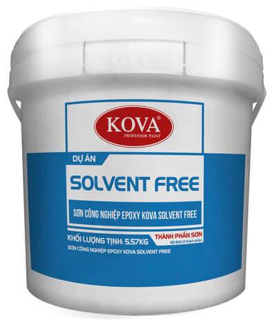 SƠN CÔNG NGHIỆP EPOXY KOVA SOLVENT FREE 1