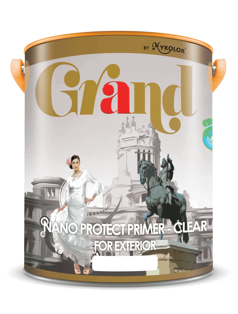 MYKOLOR GRAND NANO PROTECT PRIMER-CLEAR FOR EXTERIOR 1
