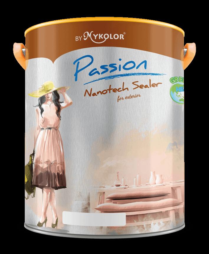 MYKOLOR PASSION NANOTECH SEALER FOR EXTERIOR 1