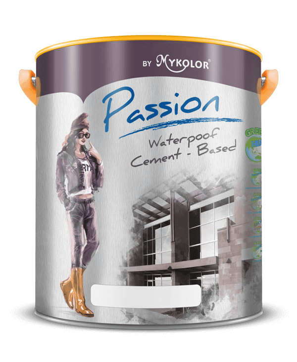 MYKOLOR PASSION WATERPROOF CEMENT-BASED 1