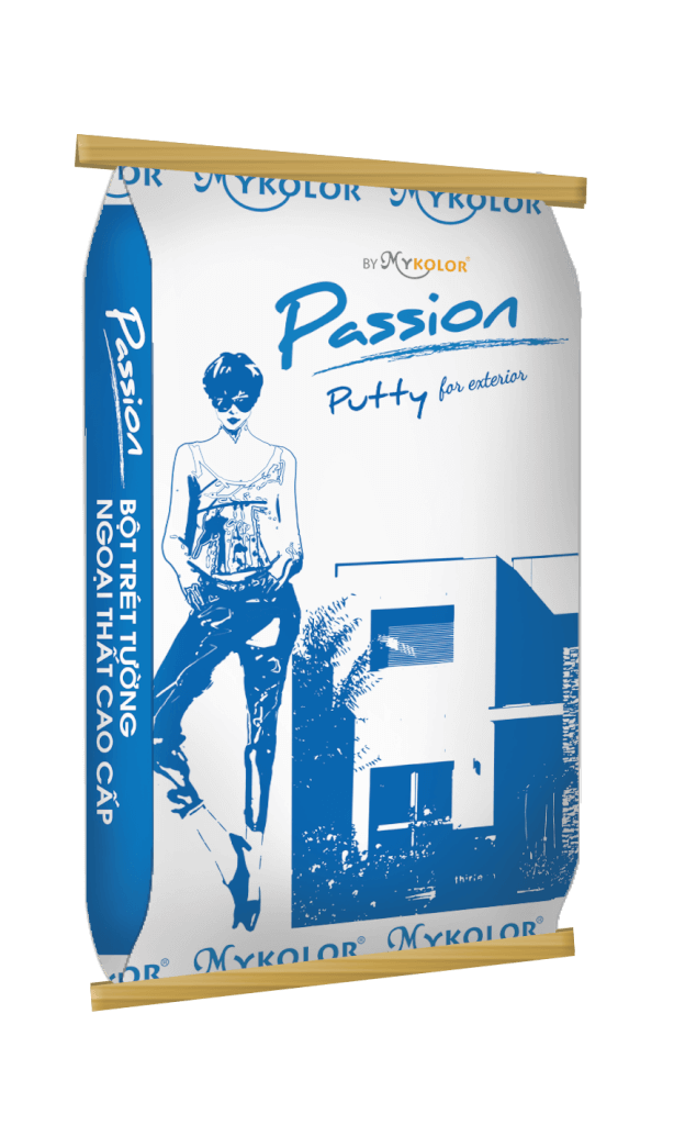 MYKOLOR PASSION PUTTY FOR EXTERIOR 1
