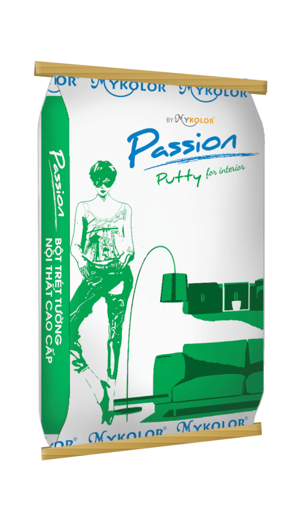 MYKOLOR PASSION PUTTY FOR INTERIOR 1