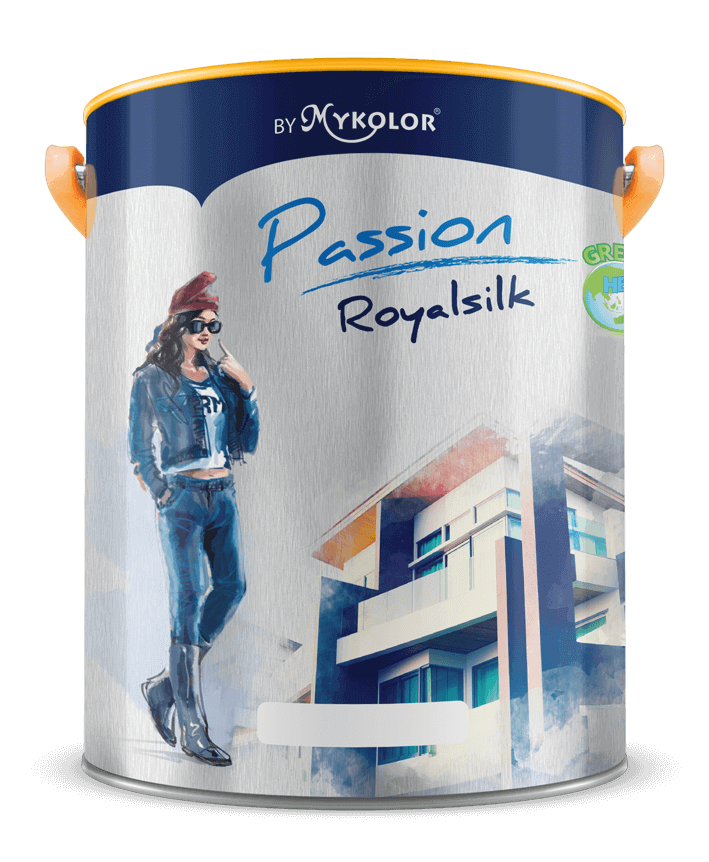 MYKOLOR PASSION ROYALSILK 1
