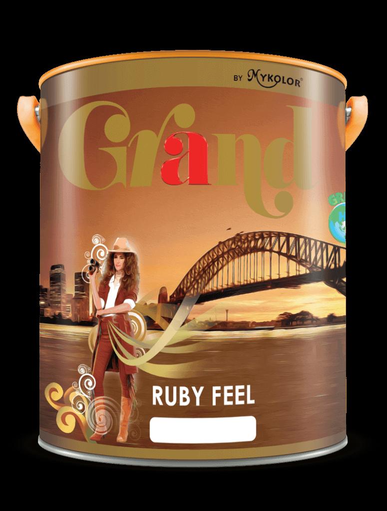 MYKOLOR GRAND RUBY FEEL 1