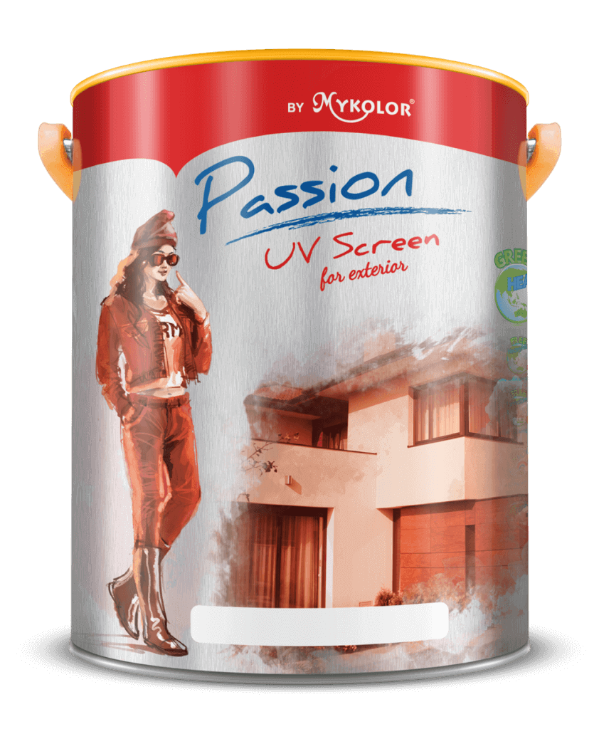 MYKOLOR PASSION UV SCREEN FOR EXTERIOR 1