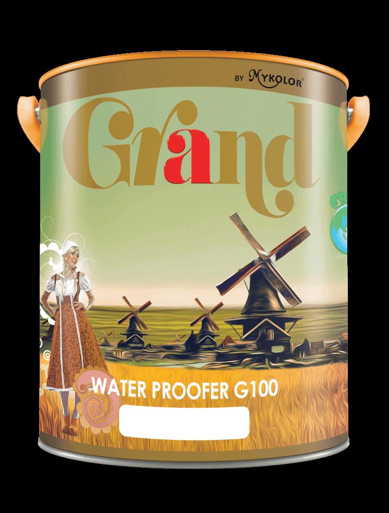 MYKOLOR GRAND WATER PROOFER G100 1