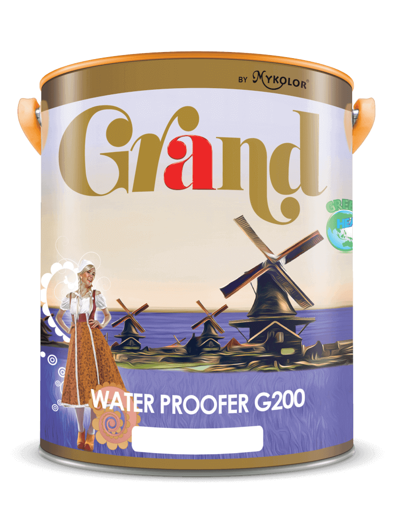 MYKOLOR GRAND WATER PROOFER G200 1