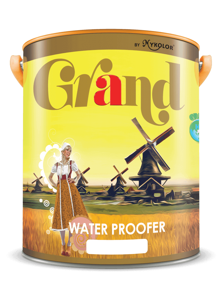 MYKOLOR GRAND WATER PROOFER 1
