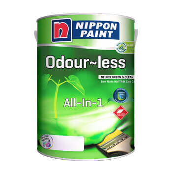 SƠN NIPPON ODOUR-LESS DELUXE ALL-IN-1 1