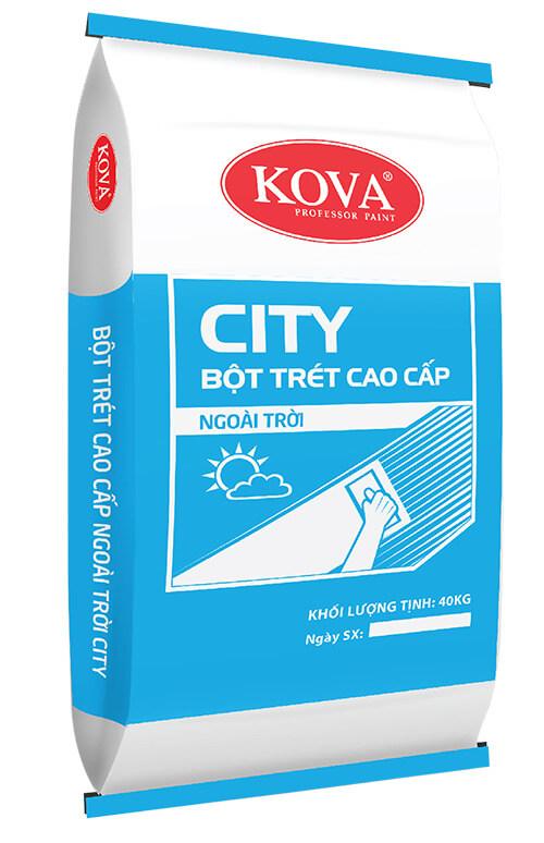 BỘT TRÉT NỘI THẤT CAO CẤP KOVA CITY 1