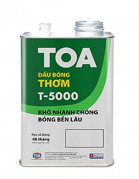 DẦU BÓNG THƠM TOA T-5000 1