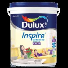 DULUX INSPIRE NỘI THẤT SẮC MÀU BỀN ĐẸP BỀ MẶT BÓNG 1