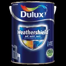 DULUX WEATHERSHIELD BỀ MẶT MỜ 1