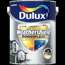 DULUX WEATHERSHIELD POWERFLEXX BỀ MẶT MỜ 1