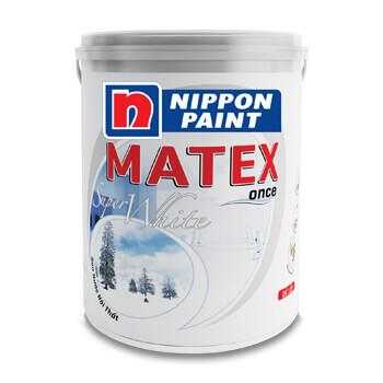 SƠN NIPPON MATEX SUPER WHITE 1