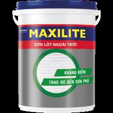 MAXILITE SƠN LÓT NGOÀI TRỜI 1