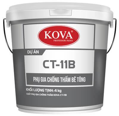 CHẤT PHỤ GIA CHỐNG THẤM KOVA CT-11B 1