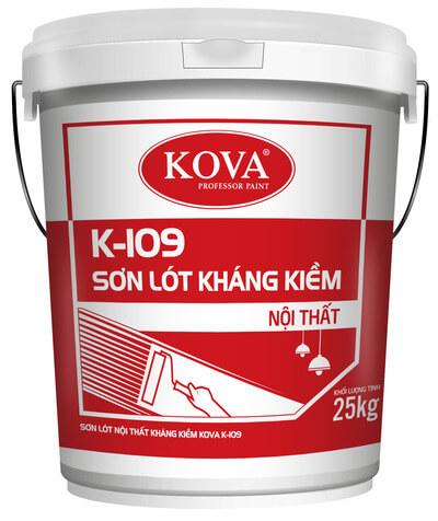 SƠN LÓT NỘI THẤT KHÁNG KIỀM KOVA K-109 1