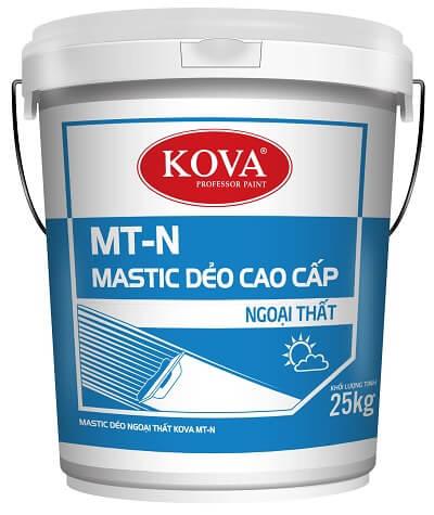 MASTIC DẺO NGOẠI THẤT KOVA MT-N 1