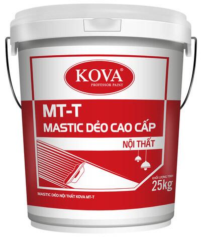 MASTIC DẺO NỘI THẤT KOVA MT-T 1
