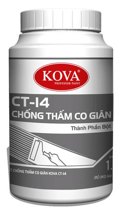 CHẤT CHỐNG THÂM CO GIÃN KOVA CT-14 1