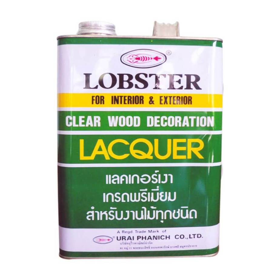 DẦU BÓNG THƠM LACQUER LOBSTER 1