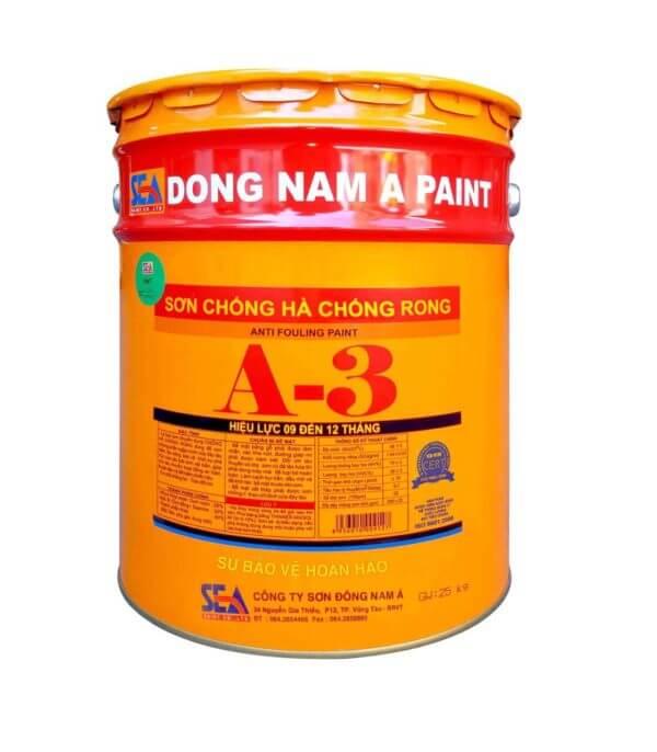 sơn chống hà a3