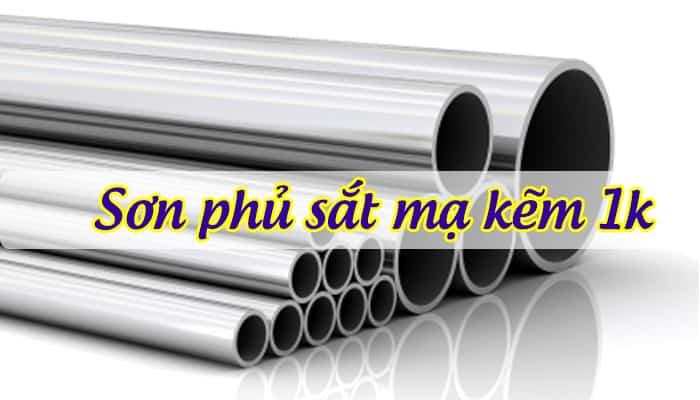 Sơn Kẽm ACRYL 1K 5