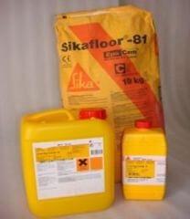 SIKAFLOOR ® 81 EPOCEM 1
