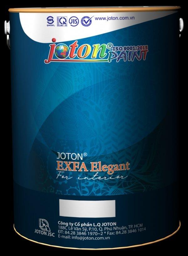 SƠN NỘI THẤT JOTON® EXFA ELEGANT 1