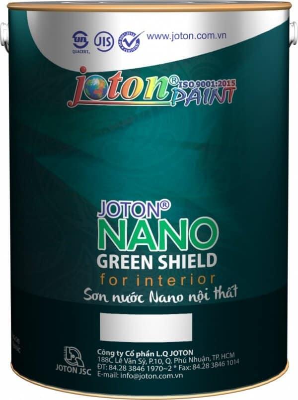 SƠN NANO NỘI THẤT JOTON® NANO GREENSHIELD INT 1
