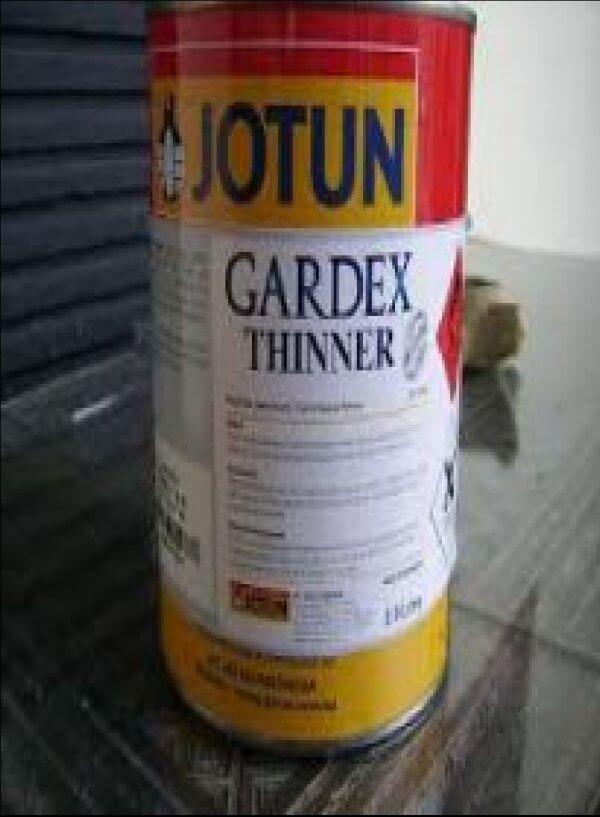 GARDEX THINNER 1