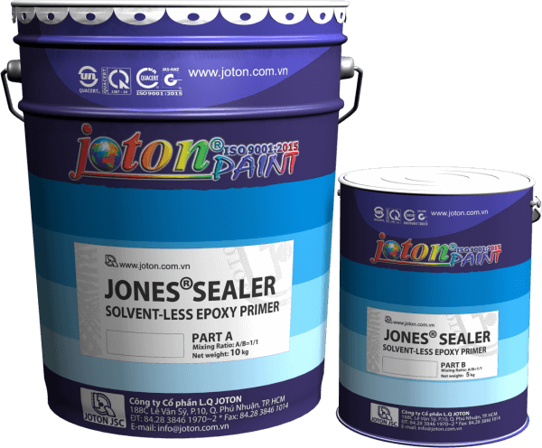 SƠN LÓT JONES® SEALER 1